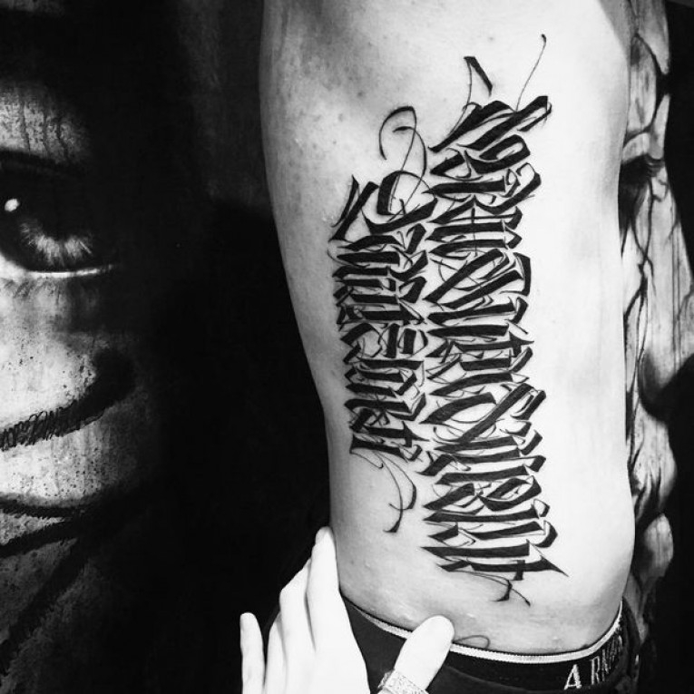 calligraphy-graffiti-tattoos