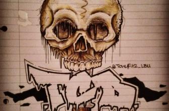Taking Care of Buisness – sketch #tcb #knifetattoo #graffititattoo #blacktattoo #blacktattoowork #tattooflash #machete #skull #graffitiblackbook #graffiti #art #illustration #sketch #sketchbook #blackandwhite #tattoodesign #tattoo #doodle #doodles #artist #drawing #sketchaday #darkartists #darktattoo #darkart #deviantart #picoftheday #streetart #inking